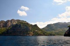 Sa Calobra, Majorca Imagen de archivo libre de regalías
