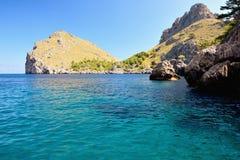 Sa Calobra, Majorca Royalty Free Stock Image