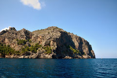 Sa Calobra, Majorca Royalty Free Stock Photo