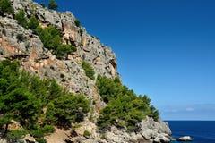 Sa Calobra, Majorca Stock Images