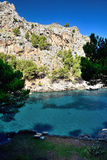 Sa Calobra, Majorca Royalty Free Stock Photos
