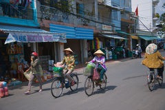 Sa Dec Vietnam Stock Photography