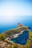 Sa Foradada, Mallorca, Spain. Beautiful view to Sa Foradada, Mallorca, Spain Stock Photos