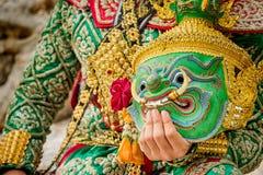 Sa Główny charakter Ramayana epopeja zdjęcia royalty free