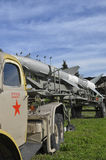 The SA-2 Guideline air defense system Royalty Free Stock Photos