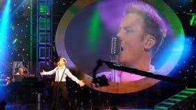 SA Idols Jason Royalty Free Stock Image