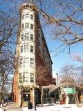 SA&K budynek Zdjęcia Royalty Free