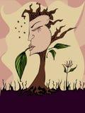 Sa nature Illustration Stock