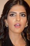 Sa princesse Ameerah Al Taweel d'élévation Images libres de droits