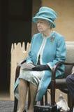 Sa Reine Elizabeth II de majesté images libres de droits