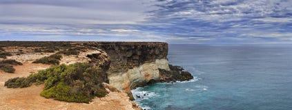 SA Sea Lookout N2 Vertical panorama Royalty Free Stock Photo