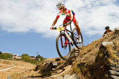 SA XCO / DHI National Cup : Round 1 stock photography