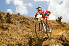 SA XCO / DHI National Cup :  Round 1 Royalty Free Stock Images