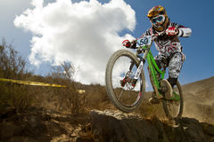 SA XCO / DHI National Cup :  Round 1 Royalty Free Stock Photo