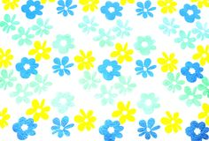 Saa paper pattern background Stock Photography