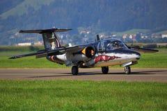 Saab 105 Royaltyfri Fotografi