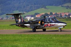Saab 105 Photo stock