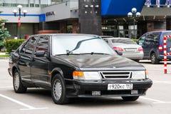 Saab 9000 foto de stock royalty free