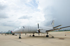Saab 340 Immagine Stock Libera da Diritti