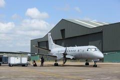 Saab 340 Stock Foto