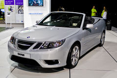 SAAB 93 Aero Convertible - MPH Royalty Free Stock Photography