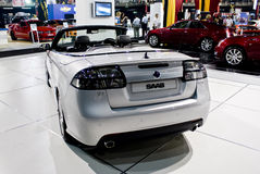 SAAB 93 Aero Convertible - Rear - MPH Royalty Free Stock Image