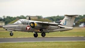 Saab 105 Lizenzfreie Stockbilder