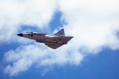 Saab AJS-37 Viggen photos libres de droits