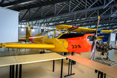 SAAB 91B-2 Safir Photos stock