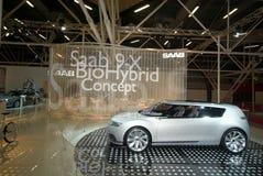 Saab byo hybryd 9x concept car Royalty Free Stock Image