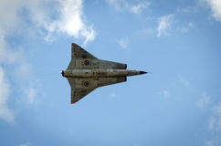 Saab 35 Draken Royalty Free Stock Photography
