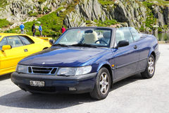Saab 900 Stock Photo