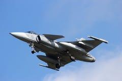 SAAB J-39 Gripen Stock Photography