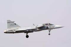Saab JAS 39 Gripen Imagem de Stock Royalty Free