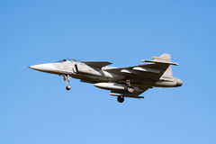 Saab JAS-39 Gripen Stock Image