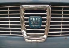 SAAB logo. Old - swedish car royalty free stock images