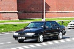Saab 9000 Royalty Free Stock Photo