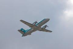 Saab 340A regional plane Stock Photos