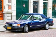 Saab 900 Stock Image
