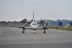 Saab 340A Stock Images