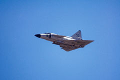 Saab 37 Viggen piorun zdjęcie royalty free