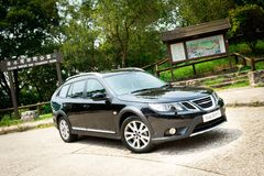 Saab 93 X Royalty Free Stock Image