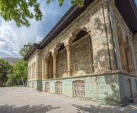 Saadabad Palace Exterior Royalty Free Stock Photos