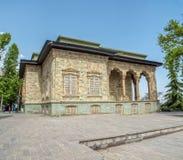 Saadabad Palace - Green palace Royalty Free Stock Photos