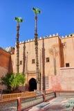 Saadian-Gräber in Marrakesch Lizenzfreies Stockfoto