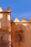 Saadian tomb mausoleum in Marrakech Royalty Free Stock Image