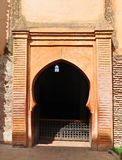 Saadian tombs archway Royalty Free Stock Images