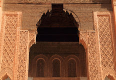 Saadian Tombs Royalty Free Stock Photography