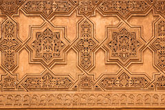 Saadian Tombs. Detail.  Marrakesh . Morocco Stock Photography