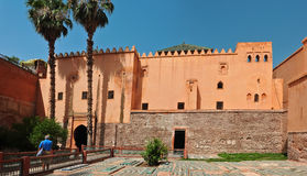Saadian tombs Stock Photos